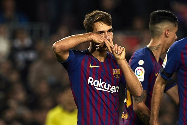 Barcelona winger Denis Suarez says there's been contact with Celta Vigo - Bóng Đá