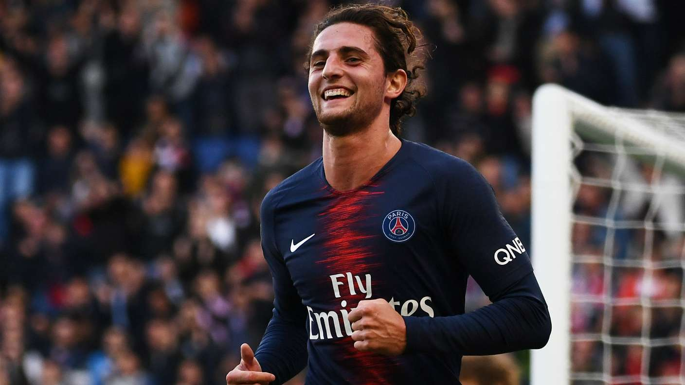 Rabiot PSG renewal rumours absolutely wrong, insists agent - Bóng Đá