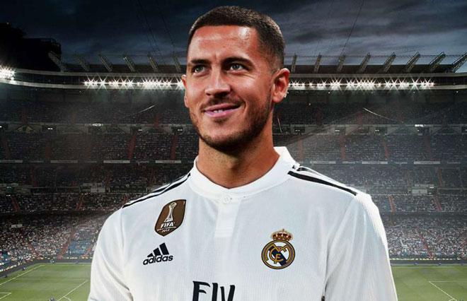 Eden Hazard rejected huge Premier League offers to join Real Madrid, says former team-mate Cesar Azpilicueta - Bóng Đá
