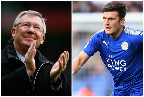 Alex Ferguson told Harry Maguire as a 17-year-old he could be top player  - Bóng Đá