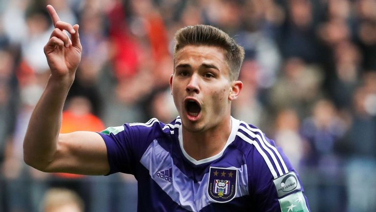 How the Anderlecht academy helped build Belgium's World Cup squad - Bóng Đá