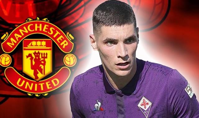 Manchester United make enquiry for Fiorentina defender Milenkovic - Bóng Đá