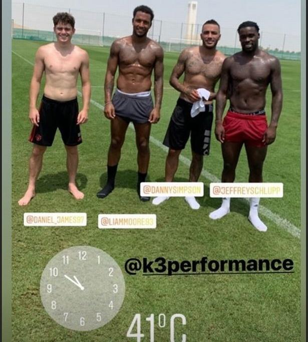 The secret behind Daniel James' Manchester United pre-season training performances - Bóng Đá
