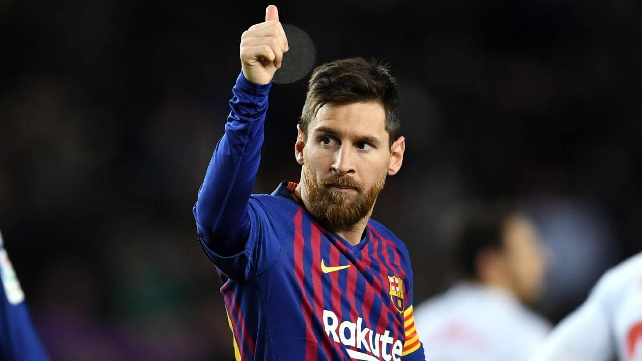 Lionel Messi is the top sportsperson on Forbes' highest-paid entertainers list - Bóng Đá