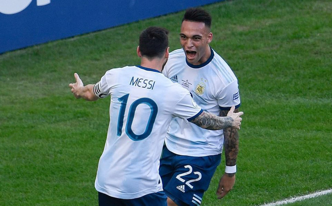 'Messi can come to Inter if he wants to play with Lautaro' - Martinez agent confirms Nerazzurri commitment - Bóng Đá