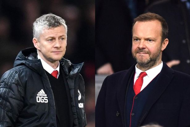 Solskjaer: I think you need to speak to Ed (Woodward, executive vice-chairman) or others - Bóng Đá