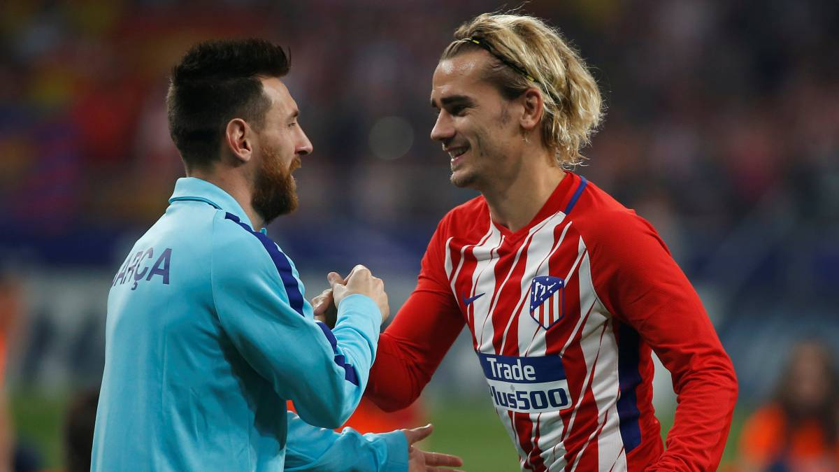 GRIEZMANN: PLAYING WITH MESSI WILL BE INCREDIBLE - Bóng Đá