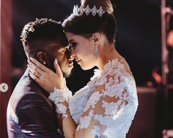 Fred wedding picture - Bóng Đá