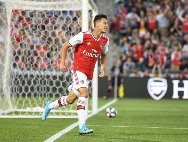 'Better than Ronaldo!' - Arsenal fans go crazy as Gabriel Martinelli scores on pre-season debut - Bóng Đá