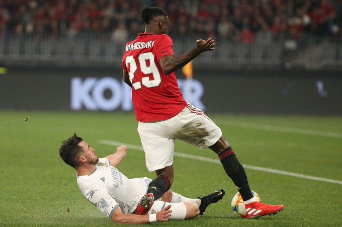 'Unreal','Outstanding performance', some Man United fans rave about 21-year-old's display - Bóng Đá