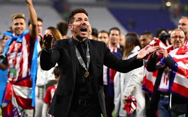 10 bản hợp đồng Atletico - Bóng Đá