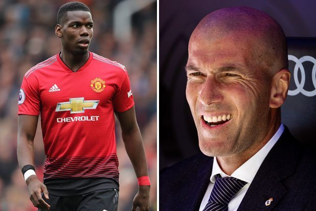 Real Madrid president admits defeat in Paul Pogba chase - Bóng Đá
