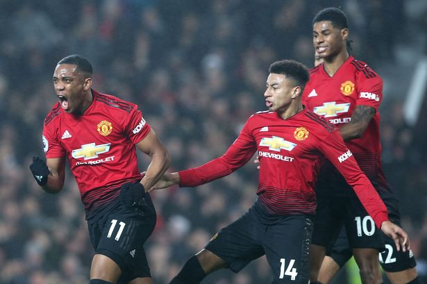 Paul Ince hammers four Man Utd forwards - and makes bizarre Anthony Martial comparison - Bóng Đá