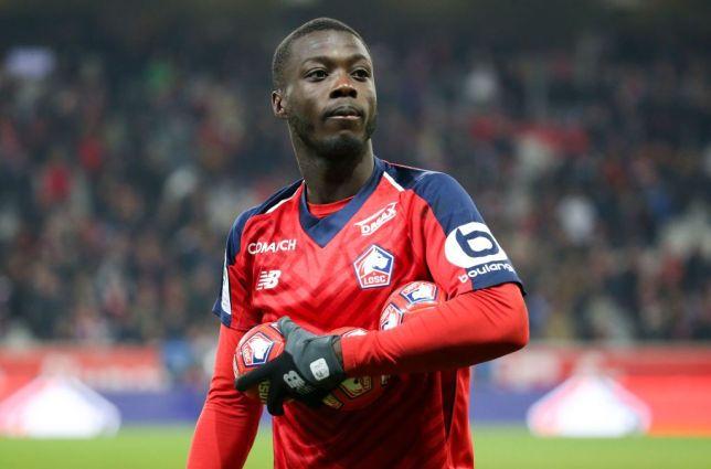 Arsenal are in advanced talks with Lille for Nicolas Pépé! - Bóng Đá