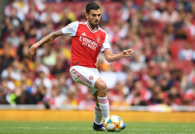 'He's too good for us!' Arsenal fans astonished by Dani Ceballos debut - Bóng Đá