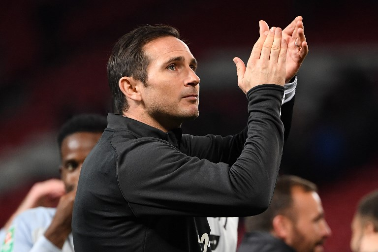 Jose Mourinho's five-word response when asked if Frank Lampard will be a good boss - Bóng Đá