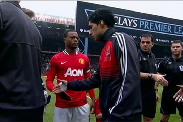 'I never hated him': Patrice Evra on what he thinks about Luis Suarez - Bóng Đá
