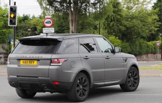 Maguire leaves Carrington in personalised Range Rover with Man Utd goodie bag - Bóng Đá