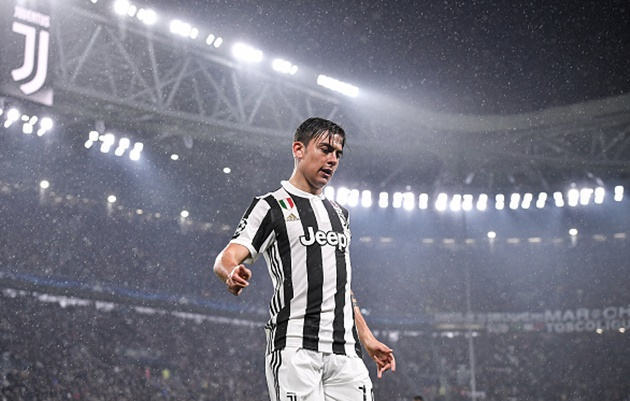 Tottenham are close to reaching an agreement to sign Juventus forward Paulo Dybala. - Bóng Đá