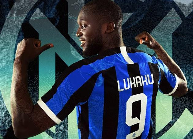 Lukaku wears number 9 at Inter - Bóng Đá