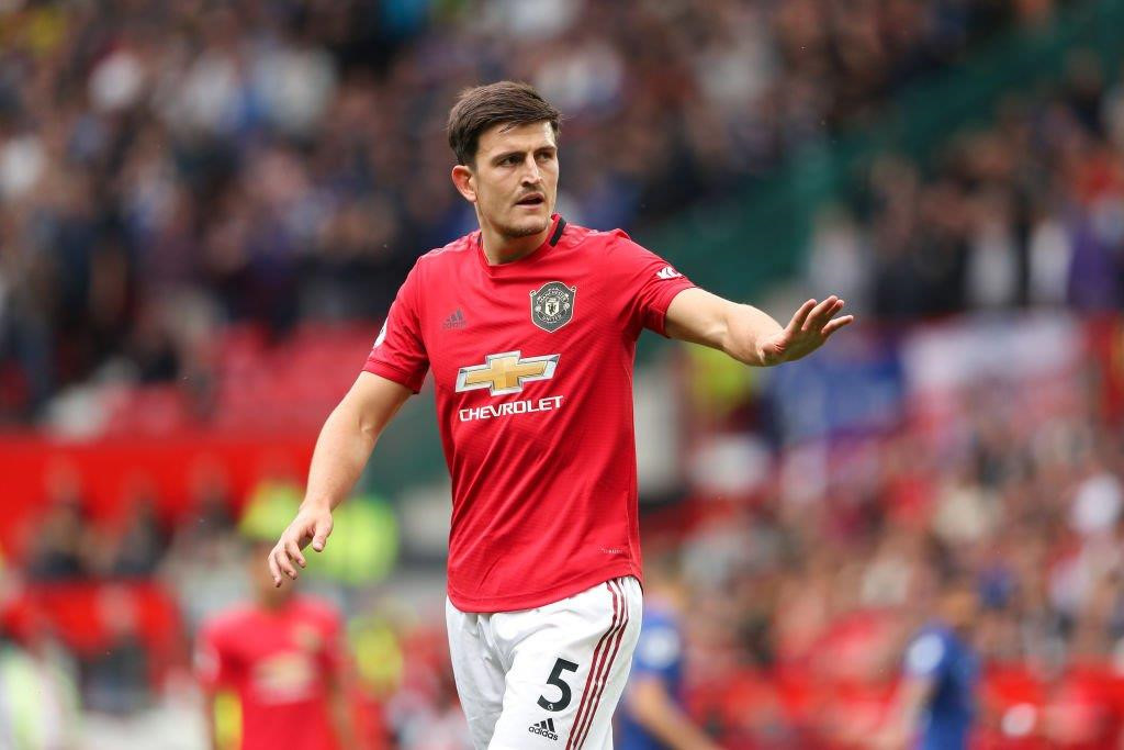 Jose Mourinho fires dig at Luke Shaw and issues warning to Harry Maguire  - Bóng Đá