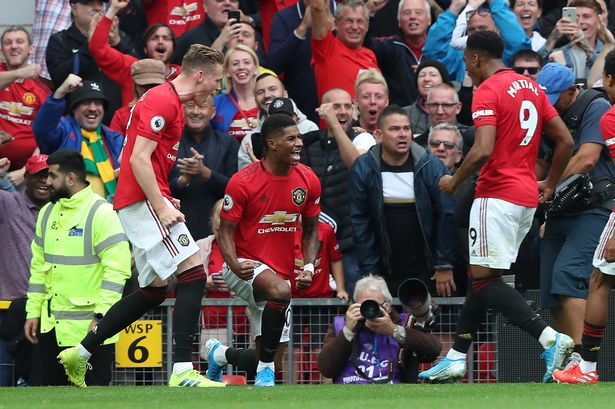 Jose Mourinho sends Marcus Rashford Manchester United message after Chelsea goals - Bóng Đá