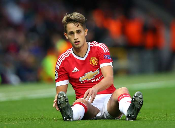 Januzaj opens up on United struggles - Bóng Đá