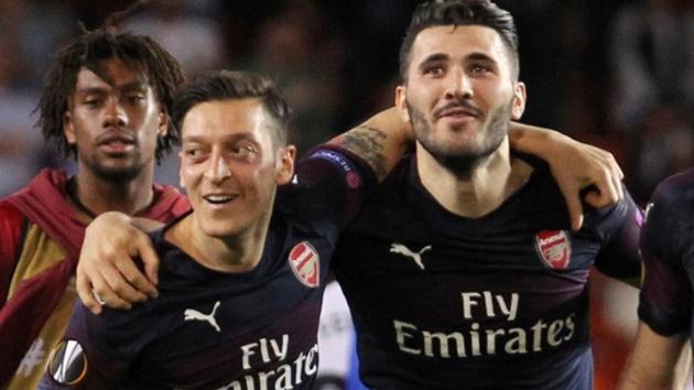 Ảnh Arsenal tập - Bóng Đá