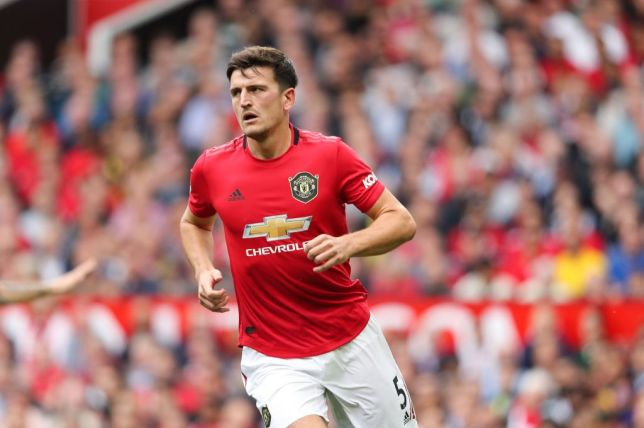Harry Maguire worry revealed as Man Utd star sent warning by Kleberson - Bóng Đá