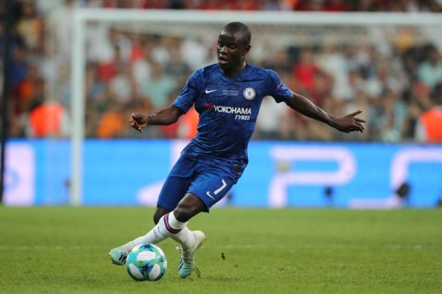N'Golo Kante speaks out on his midfield role under Frank Lampard  - Bóng Đá
