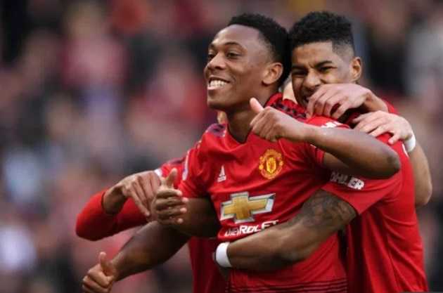 Ole Gunnar Solskjaer wants Marcus Rashford and Anthony Martial to become Man Utd's new Andy Cole and Dwight Yorke - Bóng Đá