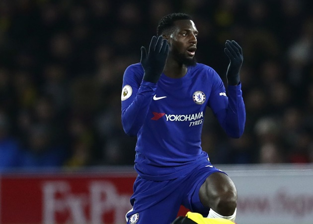 RMC Sport: Granovskaia blocks Monaco move for Bakayoko - Bóng Đá