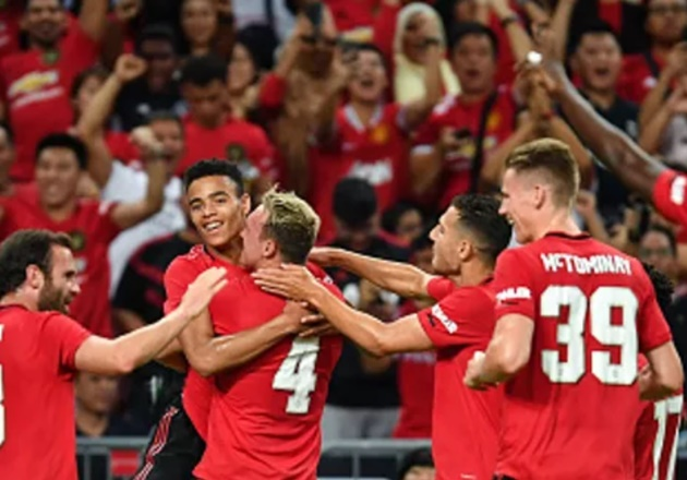 Greenwood scores for Manchester United in secret match against Sheffield, Alexis Sanchez and Nemanja Matic also feature - Bóng Đá