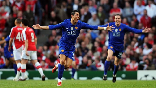 """Cristiano Ronaldo : """" I met with Arsene Wenger and was about to go to Arsenal."""