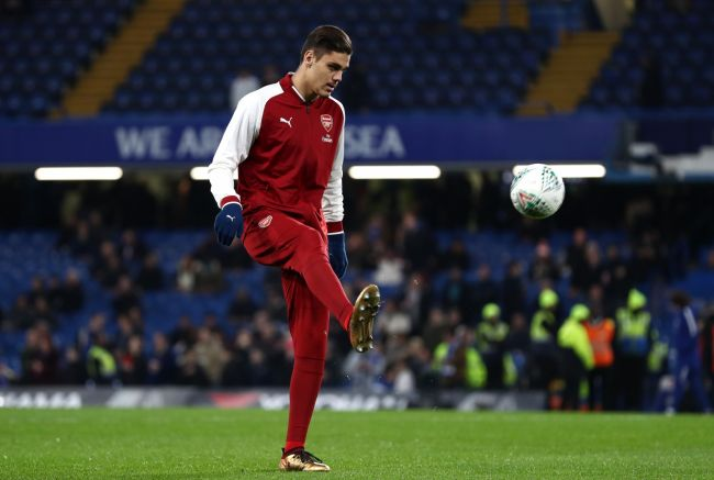 Arsenal star Konstantinos Mavropanos set to stay as injury 'ends transfer hopes' - Bóng Đá