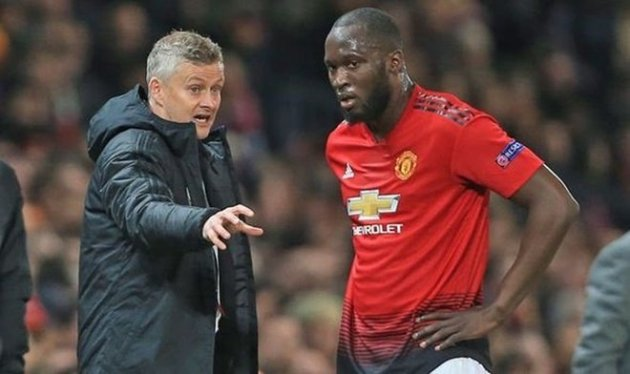 Lukaku? I'm not going to dive into that one, part of that interview was made when he was a Man United player, - Bóng Đá