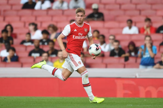 Arsenal receive fitness boost as defender Rob Holding plays 90 minutes for Under 23s after ACL injury - Bóng Đá