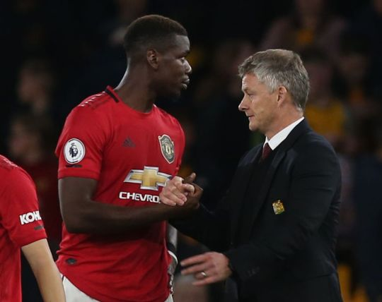 Ole Gunnar Solskjaer says Paul Pogba will play in more advanced role at times this season - Bóng Đá