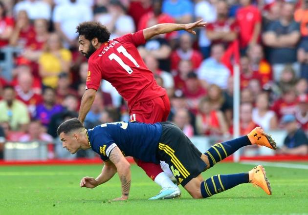 5 sai lầm chí tử của Unai Emery trước Liverpool - Bóng Đá