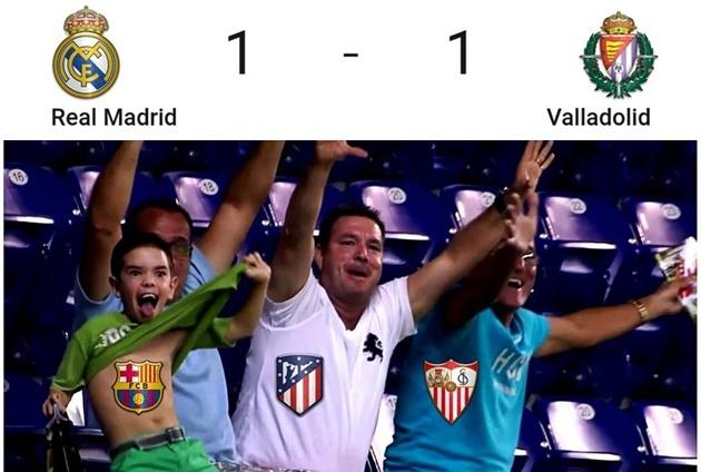 Ảnh chế Vòng 2 La Liga - Bóng Đá
