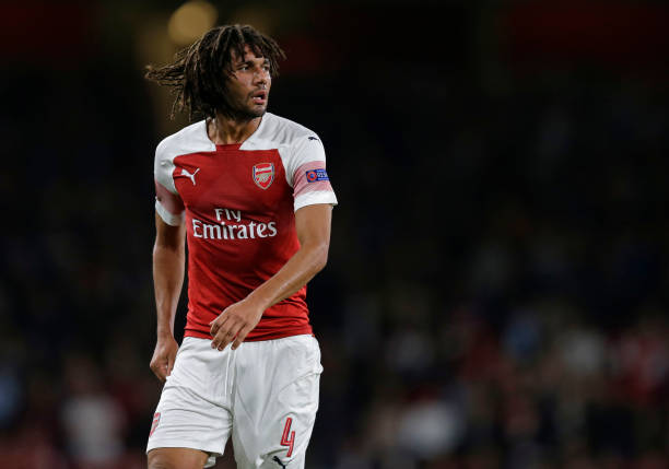 Arsenal and Besiktas in talks over Mohamed Elneny - Bóng Đá