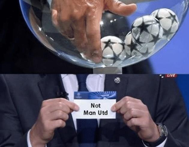 Ảnh chế bốc thăm Champions League - Bóng Đá