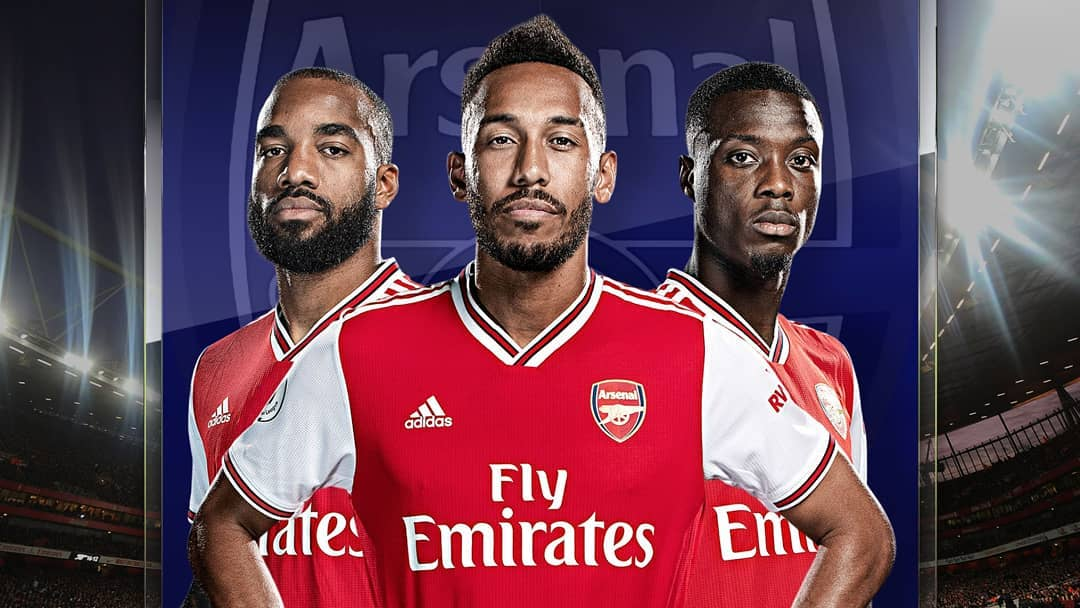 Unai Emery hints he is ready to unleash Pierre-Emerick Aubameyang, Nicolas Pepe & Alexandre Lacazette against Spurs - Bóng Đá