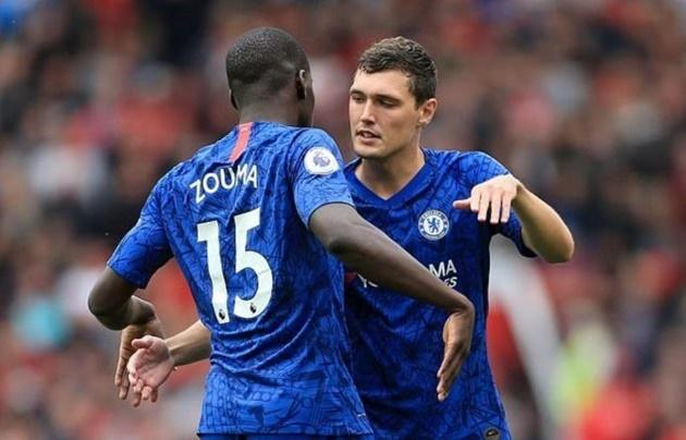 Antonio Rudiger steps up return to fitness as he plays full game for Chelsea Under-23s against Tottenham - Bóng Đá