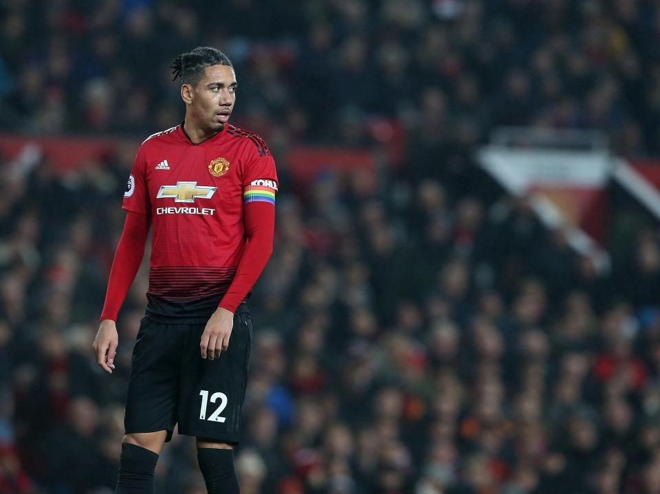 Chris Smalling eyes long-term future in Italy following Roma loan move from Man Utd - Bóng Đá