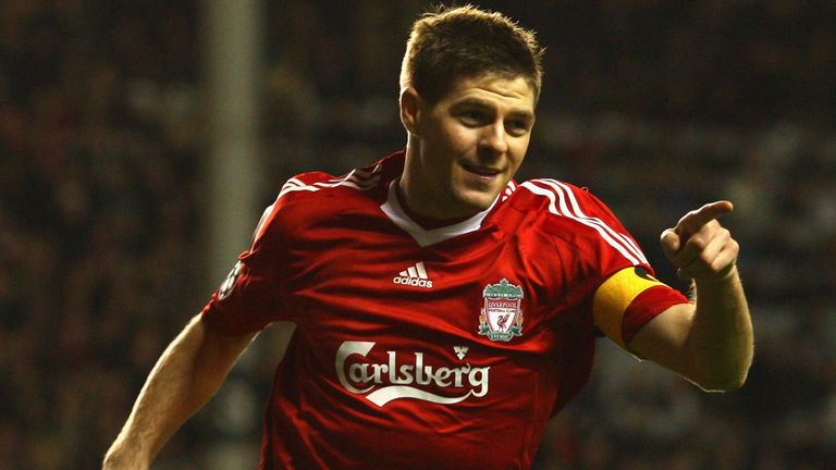 Liverpool wanted Steven Gerrard gone earlier, says Michael Owen - Bóng Đá