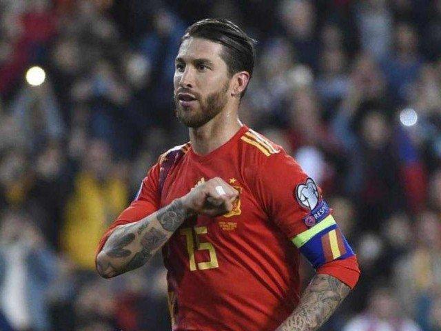 Ramos san bằng kỷ lục Casillas - 10 sao khoác áo TBN nhiều nhất - Bóng Đá