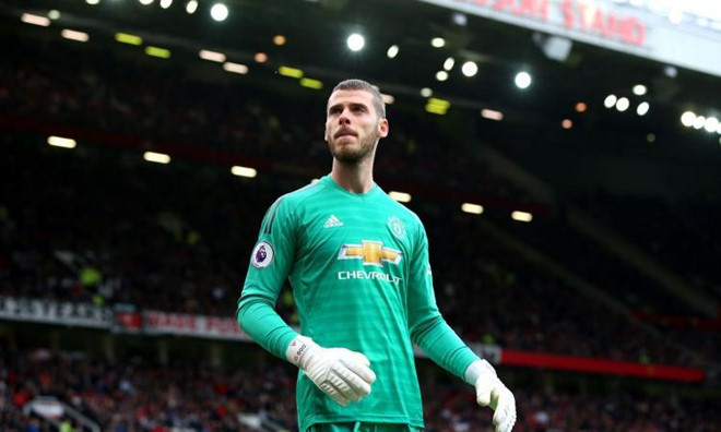 Juventus want to open talks with De Gea in the new year - Bóng Đá