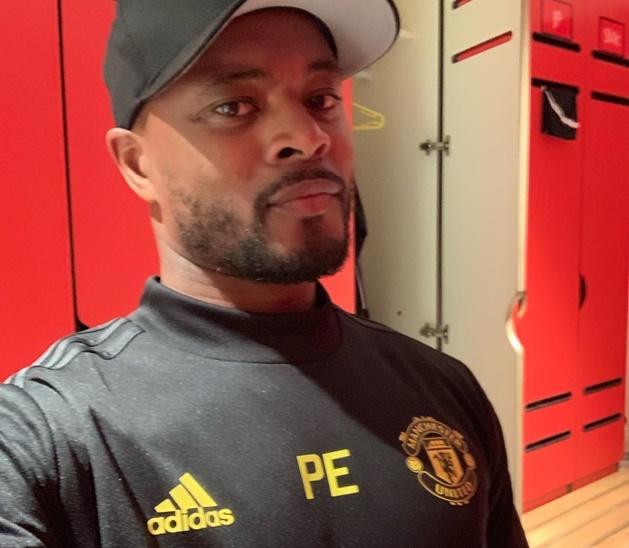 Evra đăng Instagram làm HLV Man Utd - Bóng Đá
