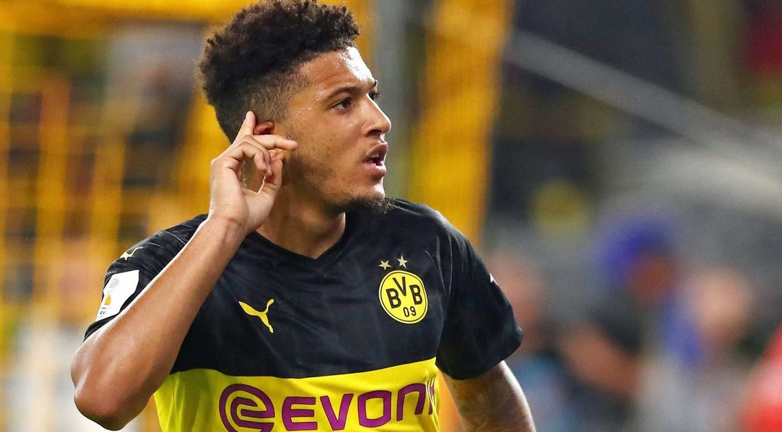 Borussia Dortmund confirm Manchester United DID hold a meeting over signing Jadon Sancho before the summer transfer window - Bóng Đá